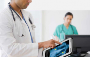 Rugged Tablets and rugged notebooks in healthcare