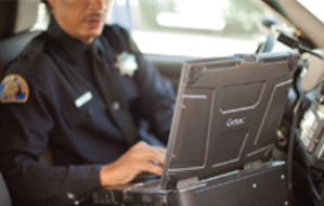 Rugged Notebooks and rugged tablets for Public Safety