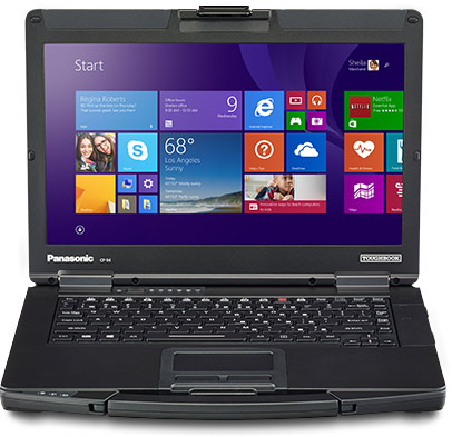 Panasonic Toughbook cf-54 rugged notebook