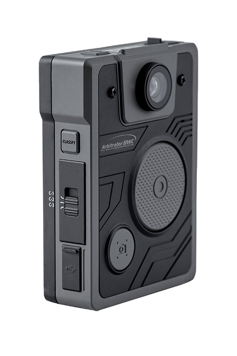 All About The Arbitrator Body Worn Camera