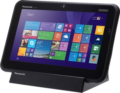 Fz-Q1 Semi Rugged Tablet