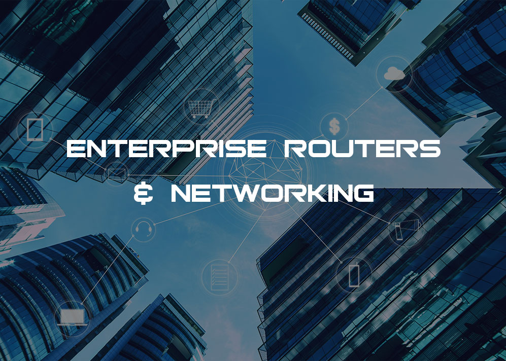 Enterprise Routers and Networking